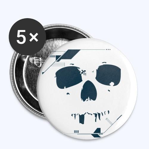 SavageCasts logo - Badass Pins - Buttons large 2.2'' (5-pack)