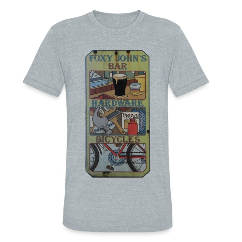 Foxy John's - Unisex Tri-Blend T-Shirt