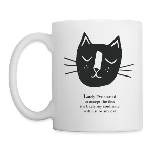Cat Lady Mug - Coffee/Tea Mug