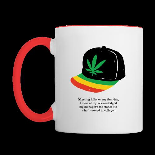 Stoner Boss Mug - Contrast Coffee Mug