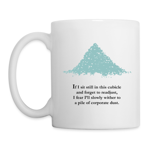 Corporate Dust Mug - Coffee/Tea Mug