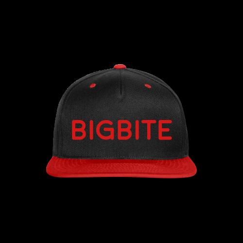 BIGBITE Snapback - Snap-back Baseball Cap