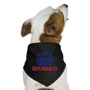 Basket of Deplorables Dog Bandana White - Dog Bandana