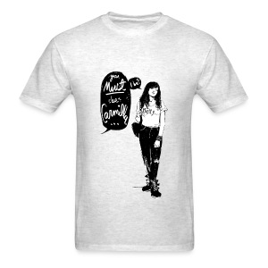 Valentine M. Smith x Carmilla Men's T-Shirt - Men's T-Shirt