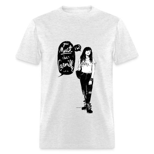 Valentine M. Smith x Carmilla Men's T-Shirt - Men's T-Shirt