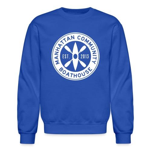 Crewneck Cotton Sweatshirt - Crewneck Sweatshirt
