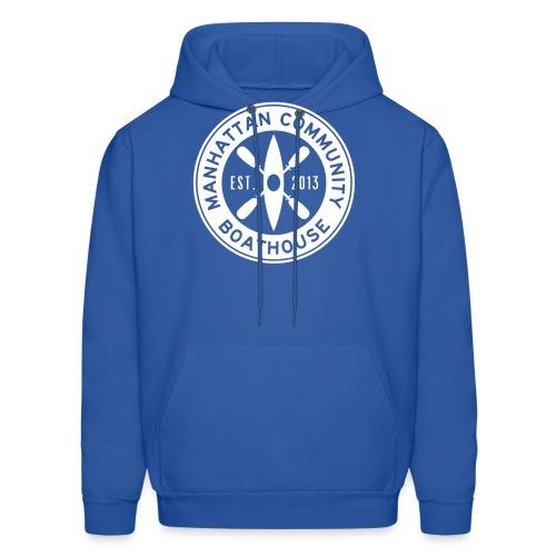 Hooded Cotton Sweatshirt - Men's Hoodie