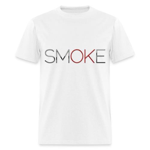 OK Smoke T - Men's T-Shirt