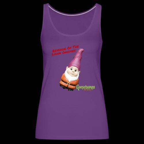 Womens Gnome Tank Top - Women's Premium Tank Top