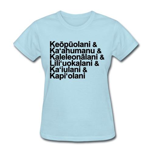 Wahine Power - Women's T-Shirt