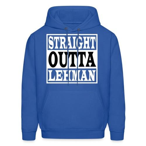 Straight Outta Lehman Hoodie - Men's Hoodie
