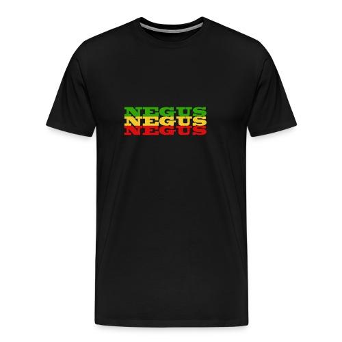 Negus - Men's Premium T-Shirt