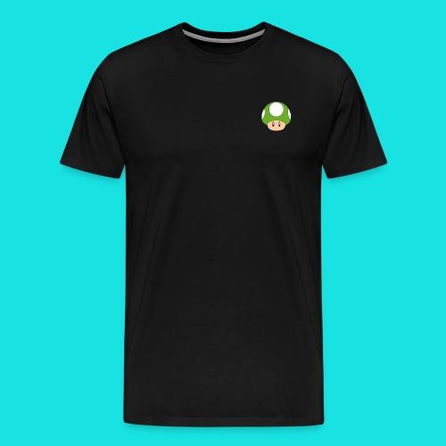 Mushroom Tee - Men's Premium T-Shirt