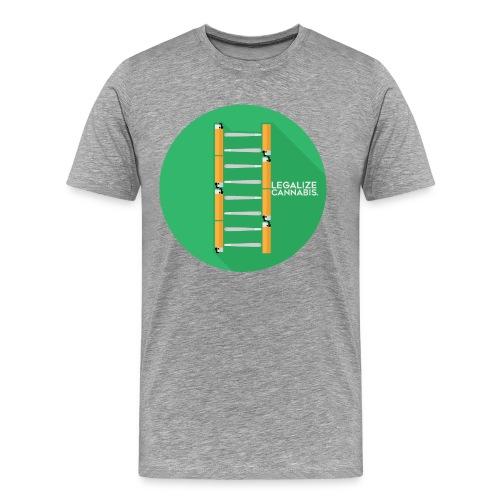 Climbing High Tee - Men's Premium T-Shirt