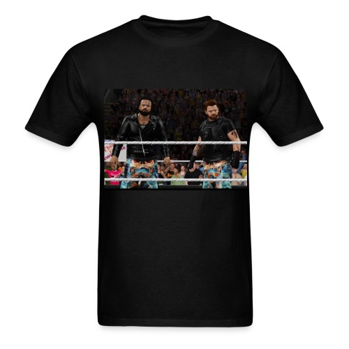 The Fallen Tag Team Shirt  - Men's T-Shirt