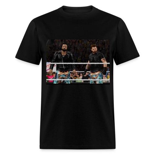 The Fallen Tag Team Shirt  - Men's T-Shirt