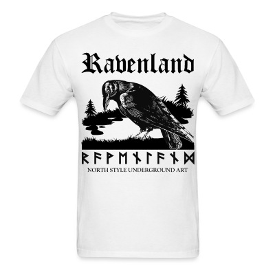 Ravenland - Men's T-Shirt