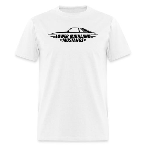 1986 Hatch - Men's T-Shirt