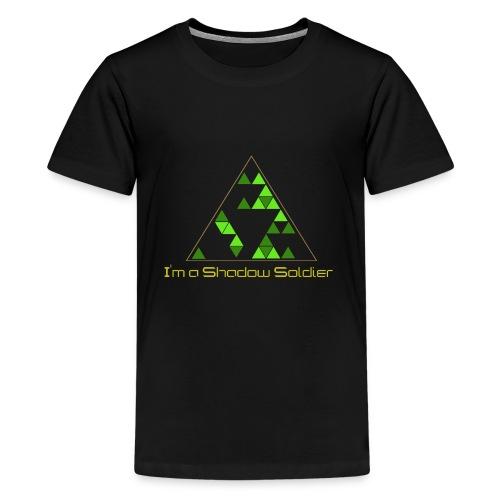 Shadow Soldier T-shirt (Kids) - Kids' Premium T-Shirt