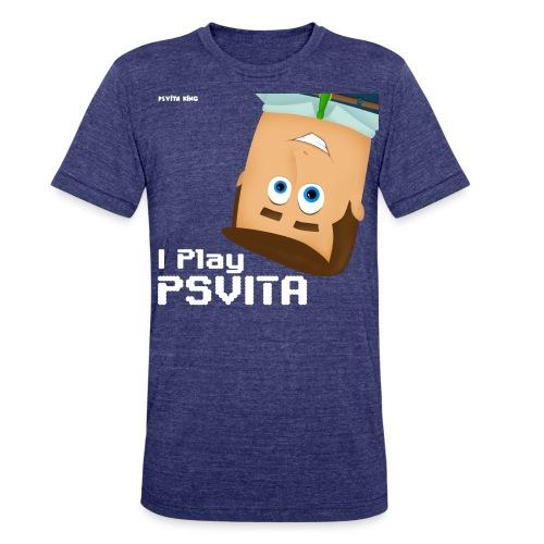 I Play PSVITA Women's T-Shirt - Unisex Tri-Blend T-Shirt