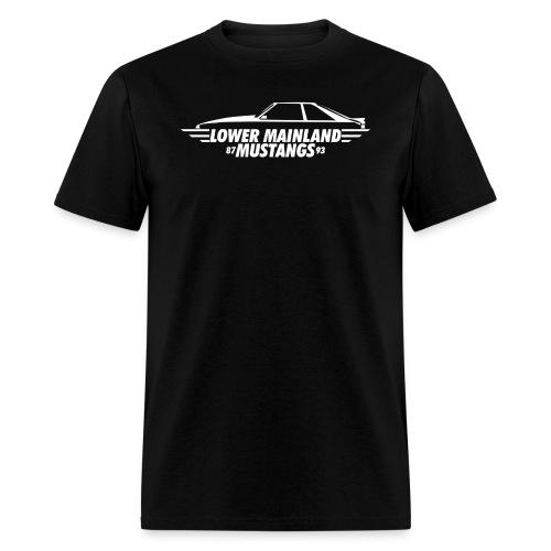 1987 Hatch - Men's T-Shirt