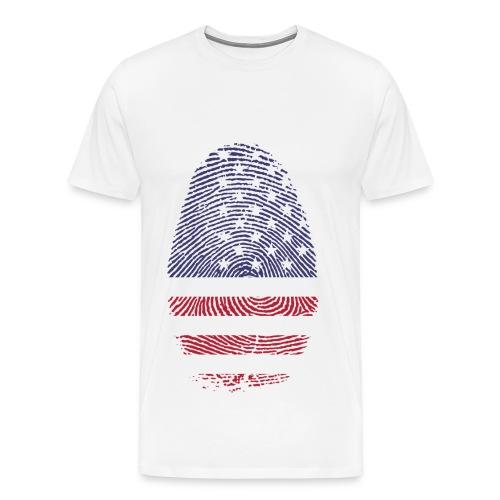American Pride - Men's Premium T-Shirt