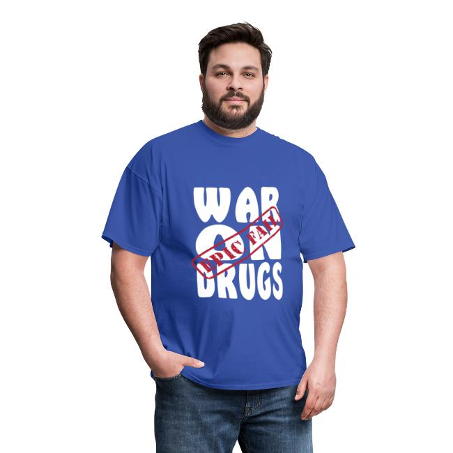 Ethos Wear Design And Apparel War On Drugs Epic Fail