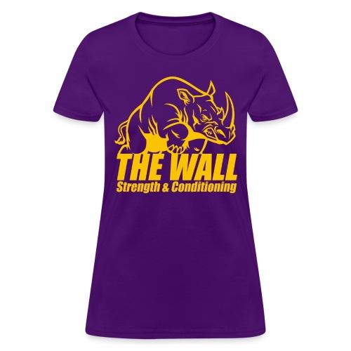 WALLSC Womens T-Shirt - Women's T-Shirt