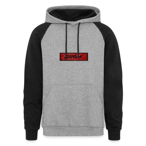 JDSneak hoodie - Colorblock Hoodie