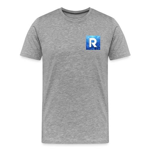 oRampaage Logo - Men's T-Shirt - Men's Premium T-Shirt