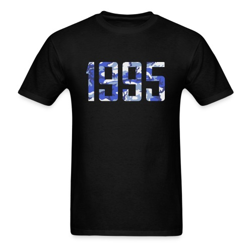 RSTARR 1995 Shirt Black - Men's T-Shirt