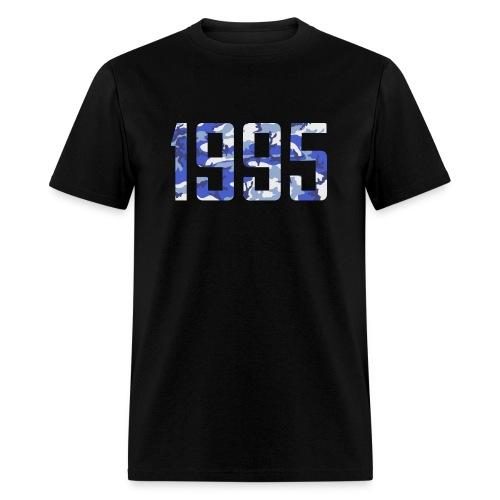 RSTARR 1995 Shirt Black - Men's T-Shirt