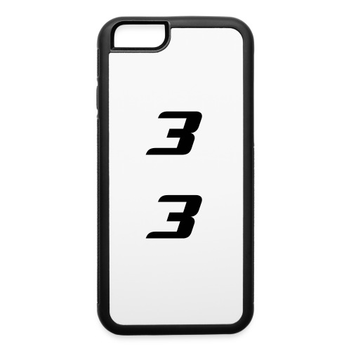 33 Phone Case - iPhone 6/6s Rubber Case