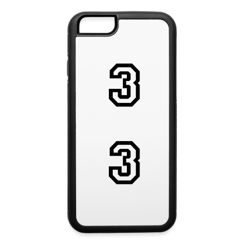 33 Iphone case - iPhone 6/6s Rubber Case