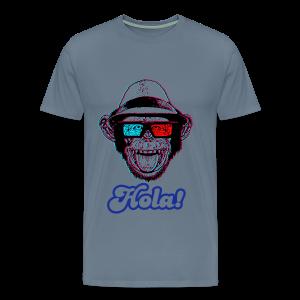 T-Shirt Nerd 2 - Men's Premium T-Shirt