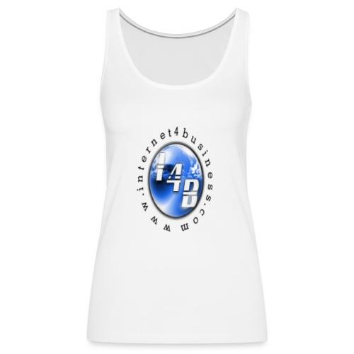 I4B shirt - Women's Premium Tank Top