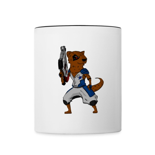 Contrast Coffee Cup - Contrast Coffee Mug