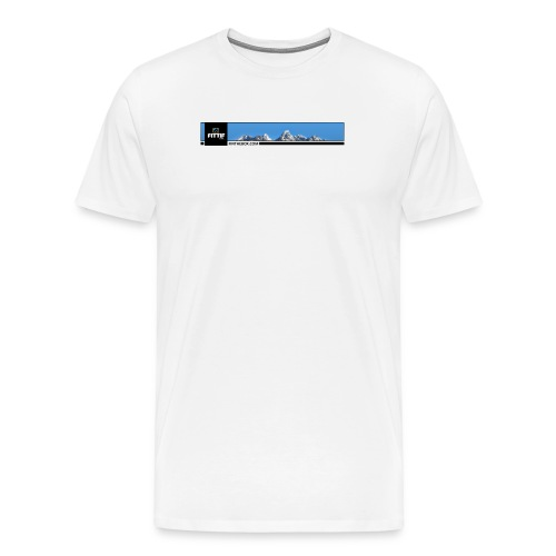 NEW! - FINTHEBOX.COM - Men's Premium T-Shirt