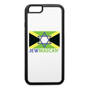 iPhone 6/6s Jewmaican Case - iPhone 6/6s Rubber Case