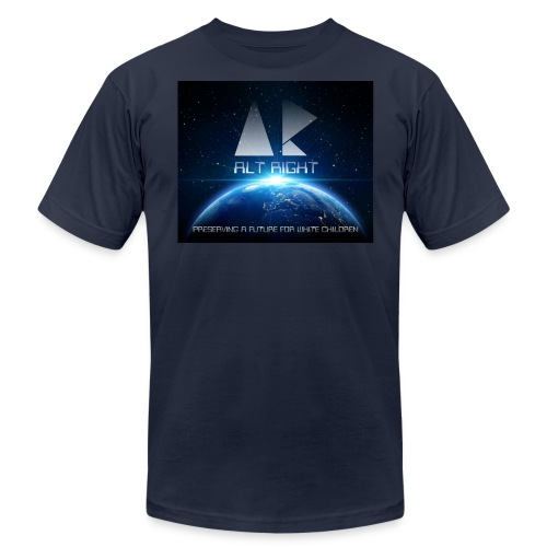 Alt Right Preserve - Men's  Jersey T-Shirt