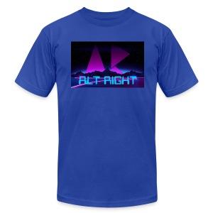 Retro Alt Right - Men's Fine Jersey T-Shirt