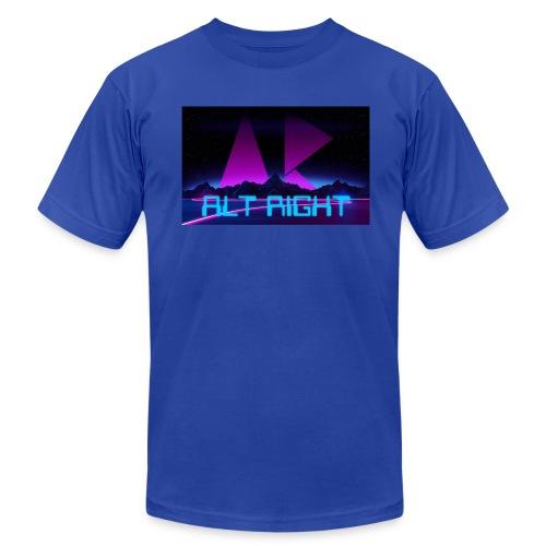 Retro Alt Right - Men's  Jersey T-Shirt