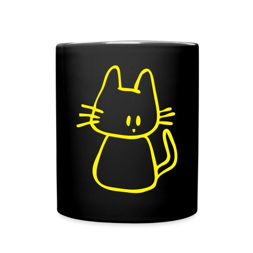 BlueCat! - Full Color Mug