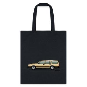 Volvo 740 745 Wagon Gold - Tote Bag