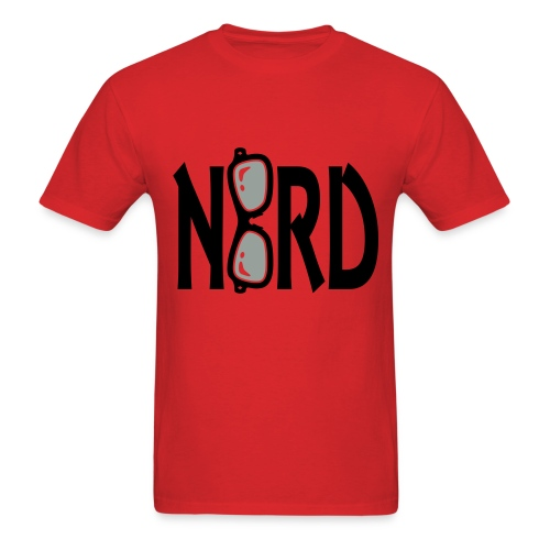 NERD T-Shirt - Men's T-Shirt