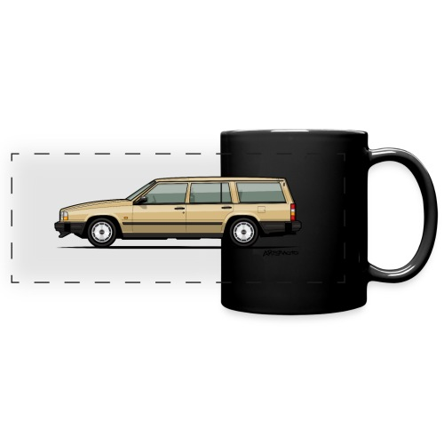 Volvo 740 745 Wagon Gold
