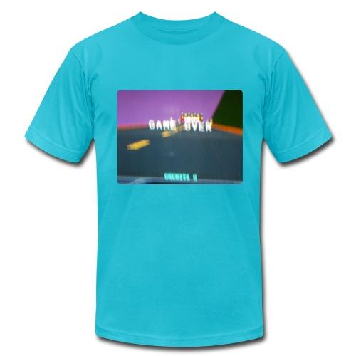 Arcade - Game Over - Men's Fine Jersey T-Shirt