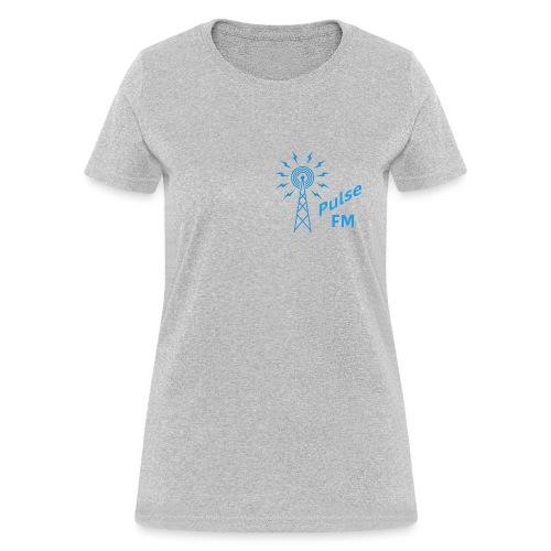 Pulse FM Womens T-Shirt Option 2 - Women's T-Shirt