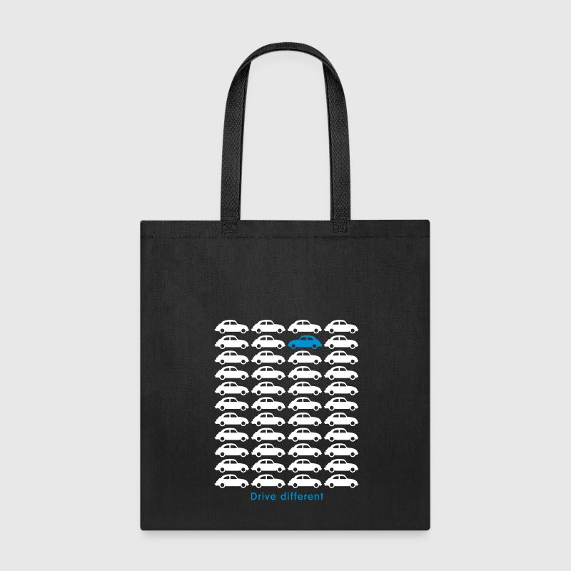 Beetle Car - Drive different Bags & backpacks - Tote Bag