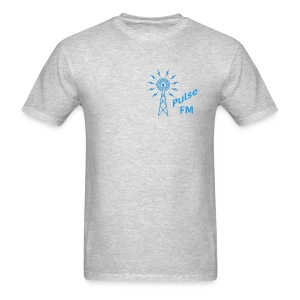 Pulse FM Mens T-Shirt Option 2 - Men's T-Shirt